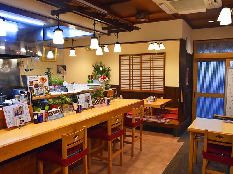 DININGれんげ(太田・ラーメン)2